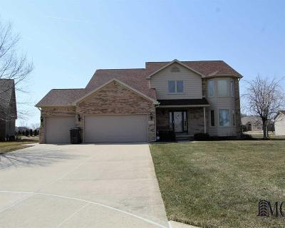 Monroe Single Family Home For Sale: 4961 Orchard Crest Ct