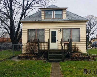 Wyandotte Single Family Home For Sale: 826 Orange St