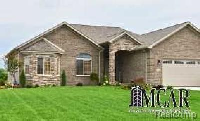 Monroe Single Family Home For Sale: 15478 Orchard Meadows Dr