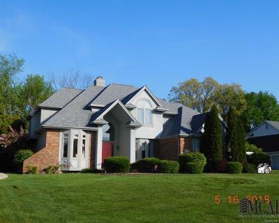 Monroe Single Family Home For Sale: 15065 Poplar Dr