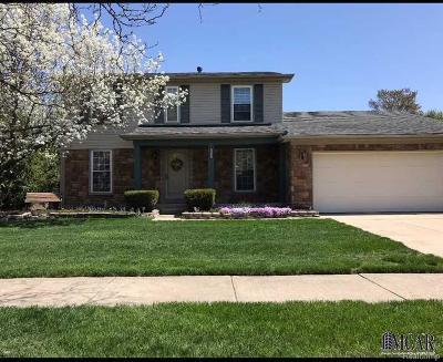 Single Family Home For Sale: 1108 W Lemont