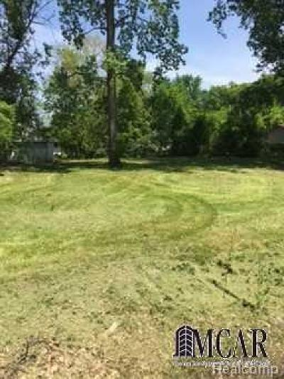 Brownstown Residential Lots & Land For Sale: 23614 Ada St
