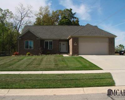 Monroe Single Family Home For Sale: 14467 Mockingbird Dr