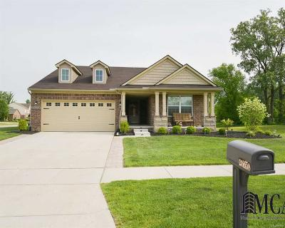Taylor Single Family Home For Sale: 26658 Lakepointe Dr