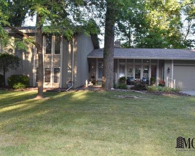 Monroe Single Family Home For Sale: 1534 Riverview