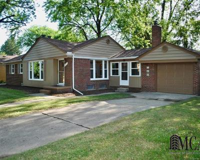 Allen Park MI Single Family Home For Sale: $229,900