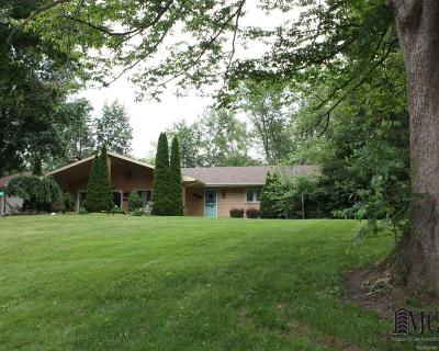 Monroe County Single Family Home Contingent - Continue To Show: 7034 Glenmore Dr