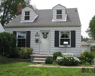 Trenton Single Family Home For Sale: 2980 Saint Paul St
