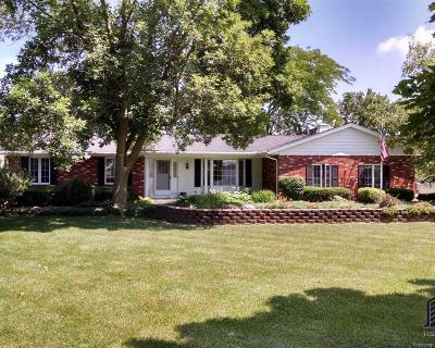 Monroe Single Family Home Contingent - Continue To Show: 5014 E Dunbar Rd