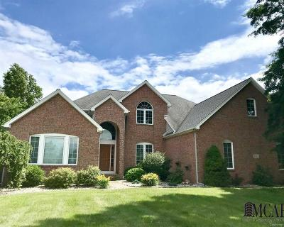 Monroe County Single Family Home For Sale: 2017 W Rauch Rd