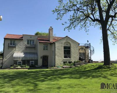 Monroe County Single Family Home For Sale: 3600 Lakeshore Dr