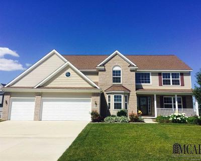 Monroe County Single Family Home For Sale: 1068 Plum Grove Dr