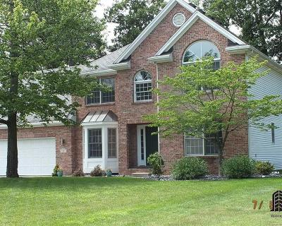 Monroe County Single Family Home For Sale: 3539 Quail Hollow Dr