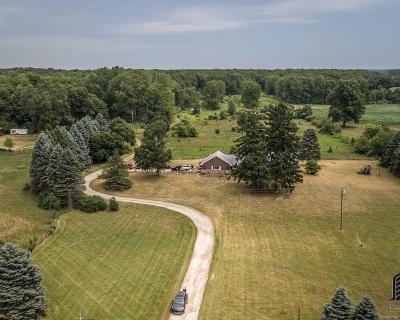 Monroe County Single Family Home For Sale: 12468 Secor Rd