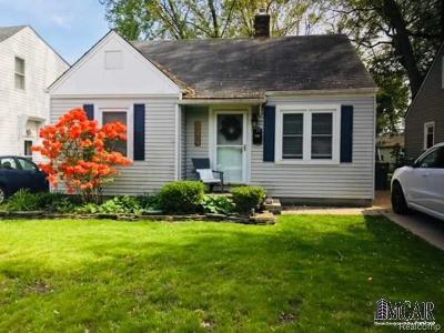Dearborn Single Family Home For Sale: 24451 Union St