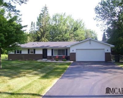 Monroe County Single Family Home For Sale: 3660 Knepper Rd