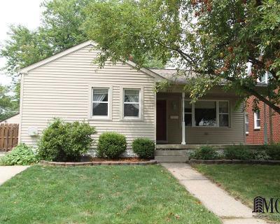 Monroe County Single Family Home For Sale: 622 Toledo