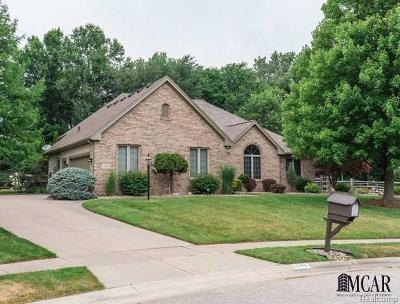 Monroe County Single Family Home For Sale: 1248 Burningbush Ct