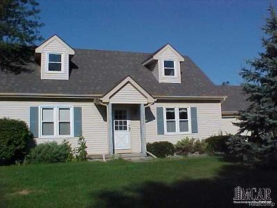 Monroe County Single Family Home For Sale: 7299 Rumford Rd