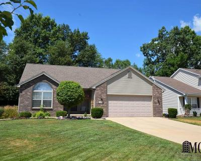 Monroe County Single Family Home For Sale: 7507 Willow Pointe