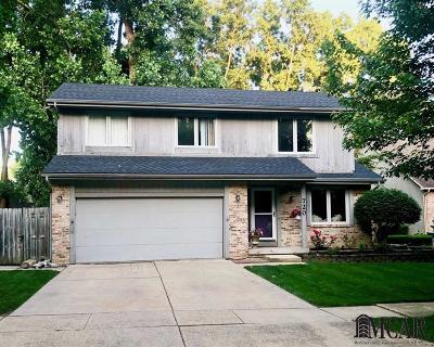 Monroe County Single Family Home For Sale: 720 Scarlet Oak Ct