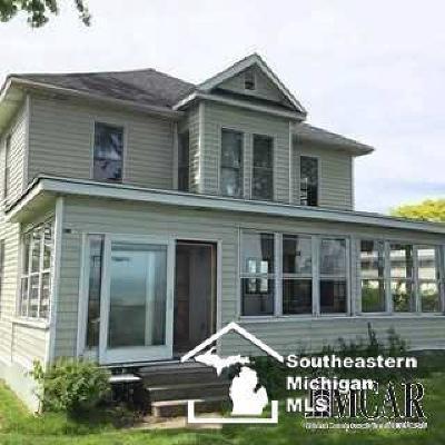 Monroe Single Family Home For Sale: 3420 Lakeshore Drive