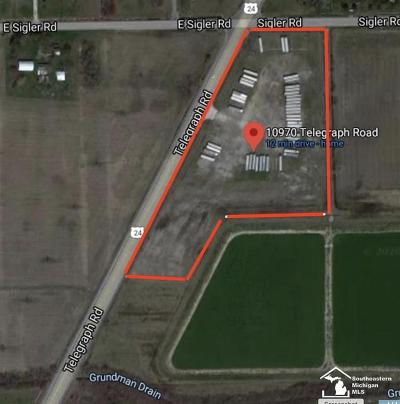 Carleton Residential Lots & Land For Sale: 10970 Telegraph