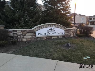 Monroe County Condo/Townhouse For Sale: 916 Plum Park Drive