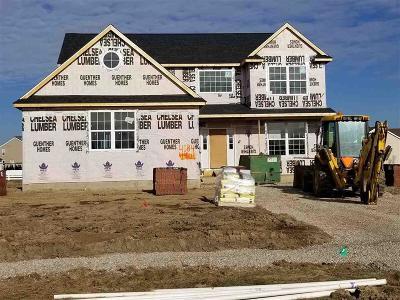 Monroe Single Family Home For Sale: 4184 Plum Tree Circle