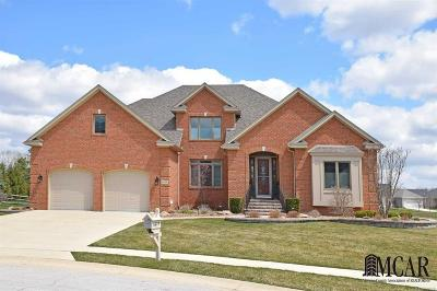 Monroe County Single Family Home For Sale: 6629 Summerlyn
