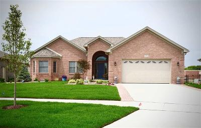 Monroe Single Family Home For Sale: 15426 Orchard Meadows Dr