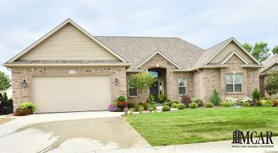 Monroe Single Family Home For Sale: 15402 Orchard Meadows