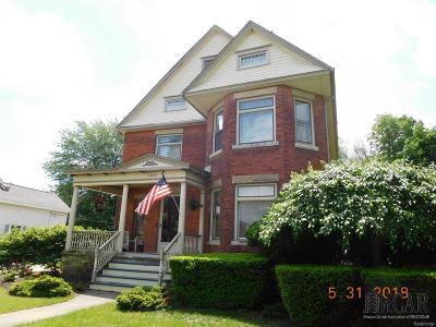 Carleton Single Family Home For Sale: 1311 Monroe St