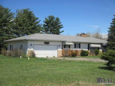 Monroe County Single Family Home Contingent - Continue To Show: 5500 Colf Rd