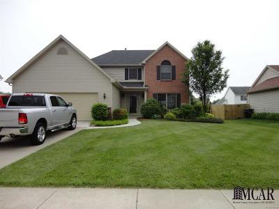 Monroe Single Family Home For Sale: 5167 Foxhill Lane