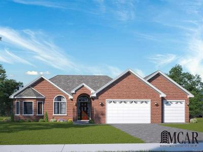 Monroe Single Family Home For Sale: 201 Pinnacle Blvd
