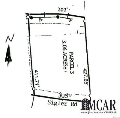 Carleton Residential Lots & Land For Sale: 40 Sigler Road