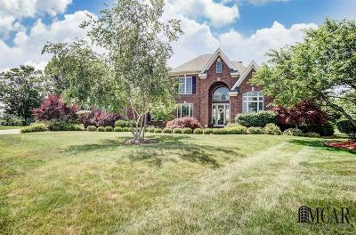 Monroe Single Family Home For Sale: 875 Turnberry Court