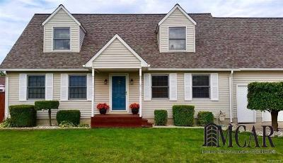 Monroe County Single Family Home For Sale: 4958 Sycamore Rd