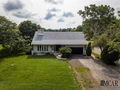 Monroe County Single Family Home For Sale: 14220 Goutz