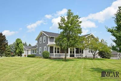 Monroe County Single Family Home For Sale: 1848 Sterns