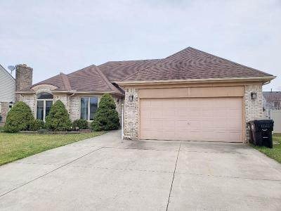 Woodhaven Single Family Home Contingent - Continue To Show: 26873 Inverness