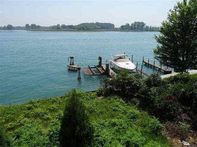 Grosse Ile, Grosse Ile Twp Condo/Townhouse For Sale: East River Road #2