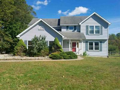 Monroe County Single Family Home For Sale: 11580 Secor