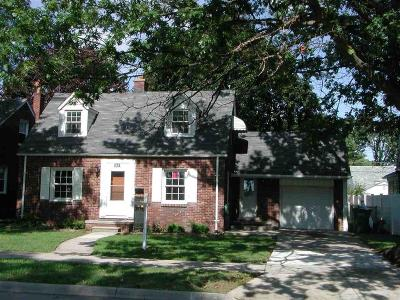 Lincoln Park MI Single Family Home For Sale: $113,500