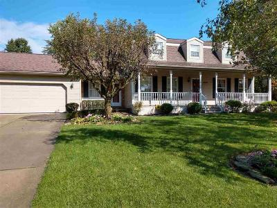 Monroe County Single Family Home For Sale: 5560 Raven Parkway