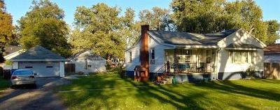 Monroe County Single Family Home For Sale: 3361 S Grove Road