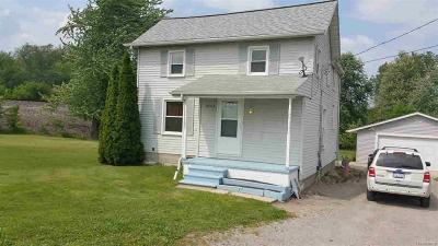 Monroe County Single Family Home Contingent - Continue To Show: 3864 S Otter Creek