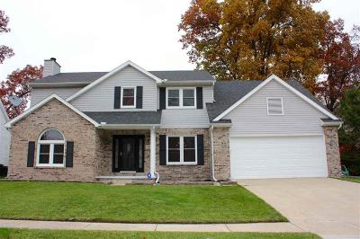 Monroe County Single Family Home For Sale: 8694 Tanglewood