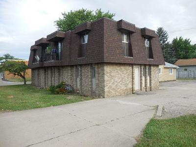 Monroe Multi Family Home For Sale: 1724 S Custer